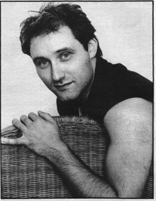 Jah Wobble; circa 1989 © unknown