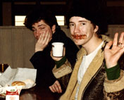 Lunchtime, November 25th 1982 © Maureen Baker