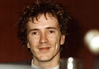PiL press conference, San Francisco 181 Club, November 4 1982 © Maureen Baker