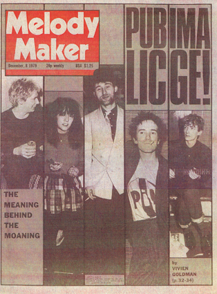 Melody Maker, December 8th 1979